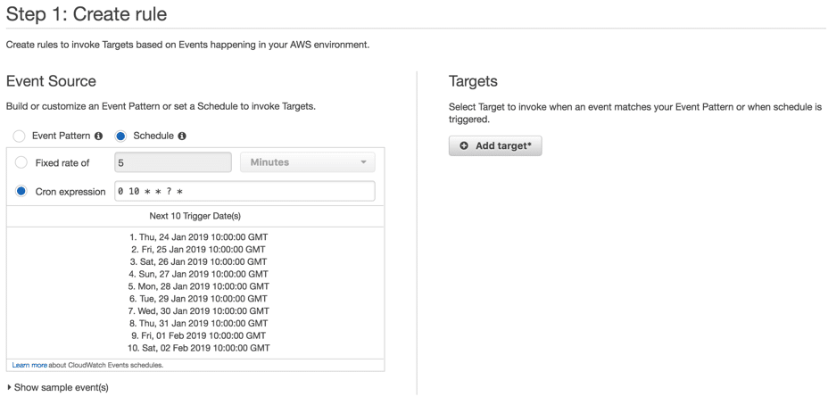 4 Steps to Create an AWS Lambda Function to Stop an RDS