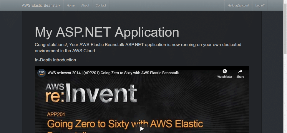 How to Deploy  NET Applications on AWS Elastic Beanstalk - dbSeer
